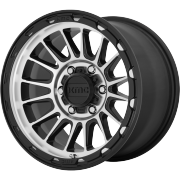 KMC Wheels KM542Impact alloy wheels