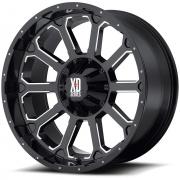 KMC Wheels XD806Bomb alloy wheels