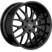 Koko Kuture Fann alloy wheels