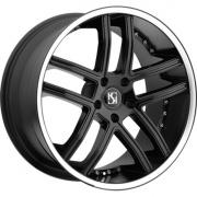 Koko Kuture Intake alloy wheels