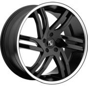 Koko Kuture Spline alloy wheels