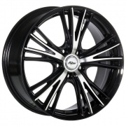 Kosei Concepto Alpha alloy wheels