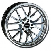 Kosei Concepto M03F alloy wheels