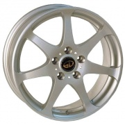 Kosei D5 alloy wheels