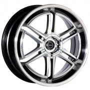 Kosei Evo Maxi alloy wheels