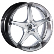 Kosei Evo Penta alloy wheels