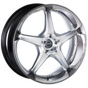 Kosei EvoPenta alloy wheels
