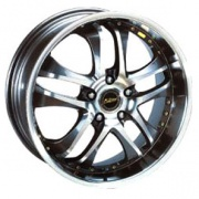 Kosei G5 alloy wheels