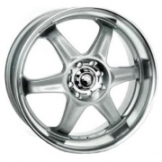 Kosei Hexa alloy wheels