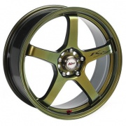 Kosei K3 alloy wheels