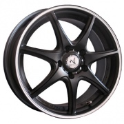 Kosei K3 N+ alloy wheels