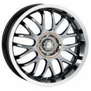 Kosei Mesh alloy wheels