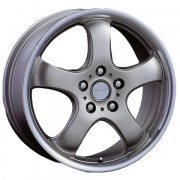 Kosei Prauzer D3 alloy wheels