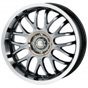 Kosei RT Mesh alloy wheels