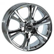 Kosei SVX alloy wheels