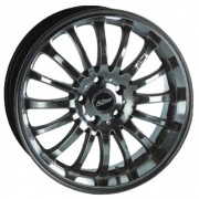 Kosei WK 105 alloy wheels