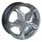 Kosei WK 108 alloy wheels
