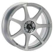 Kosei WK124 alloy wheels