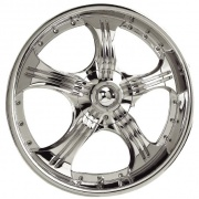 Kosei WK 155 alloy wheels