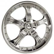 Kosei WK155 alloy wheels