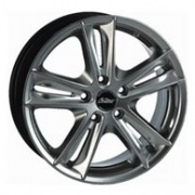 Kosei X5 alloy wheels