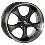 Kosei Zurich alloy wheels