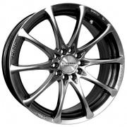 Kyowa KR205 alloy wheels