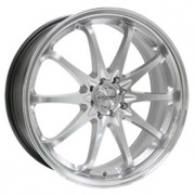 Kyowa KR206 alloy wheels