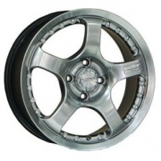 Kyowa KR208 alloy wheels