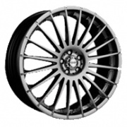 Kyowa KR211 alloy wheels