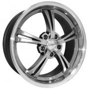 Kyowa KR592 alloy wheels