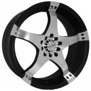 Kyowa KR605 alloy wheels