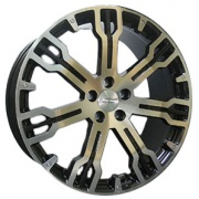 Kyowa KR674 alloy wheels