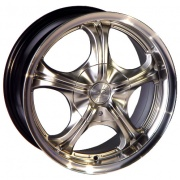 League LG112A alloy wheels