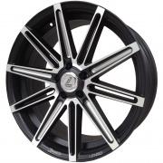 Lenso Conquista-8 alloy wheels