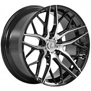 Lenso CQA alloy wheels
