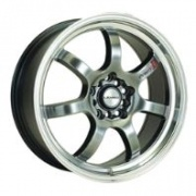 Lenso D03 alloy wheels