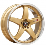 Lenso D1R alloy wheels
