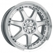 Lenso Drivex7 alloy wheels