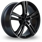 Lenso ES6 alloy wheels