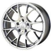 Lenso EuroStyle3 alloy wheels