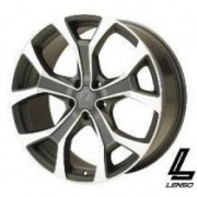 Lenso EuroStyle5 alloy wheels