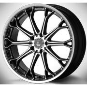 Lenso OP4 alloy wheels