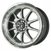 Lenso PD6-FRONT alloy wheels