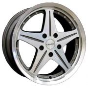 Lenso SL1 alloy wheels