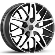 Lenso Vanquish alloy wheels