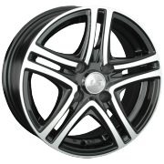 LS Wheels 570 alloy wheels
