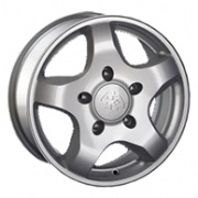 Литые диски LS Wheels A552