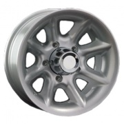 Литые диски LS Wheels A805
