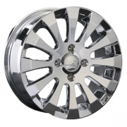 Литые диски LS Wheels L1